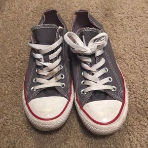Converse size 7 all-star sneakers. Great condition